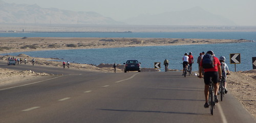 Along Suez - Pilgrimage on Wheels - Cycling From Cairo to Jerusalem | by The Hungry Cyclist