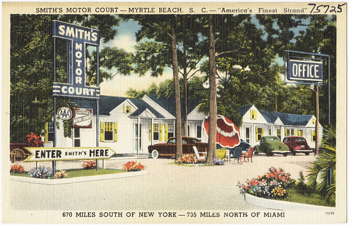 Motels In Myrtle Beach Sc On Ocean Blvd