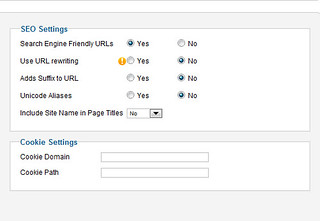 Joomla 2.5 SEO settings | by milena_i_mitova
