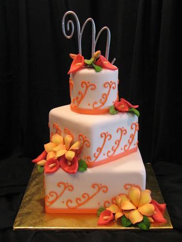Wedding Cakes Boise