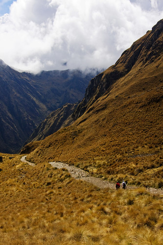 Hiking Down the Inca Trail | by Matt Champlin