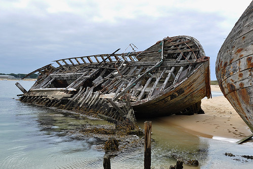 Étel - Shipwrecks XVIII | by Drriss & Marrionn