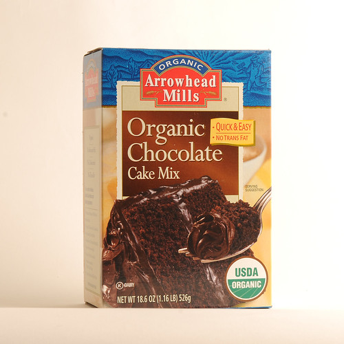 Arrowhead Mills Chocolate Cake Mix