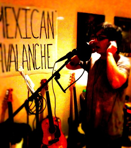 Mexican Avalanche - Recording | by MexicanAvalanche