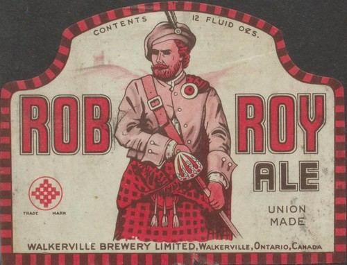 Rob Roy Ale | by Thomas Fisher Rare Book Library, UofT
