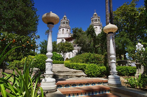 The Hearst Castle, CA | by Coldpix