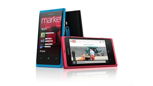 Nokia Lumia 800 review | by benaston