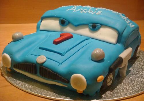 Finn Mcmissile Cake Pan