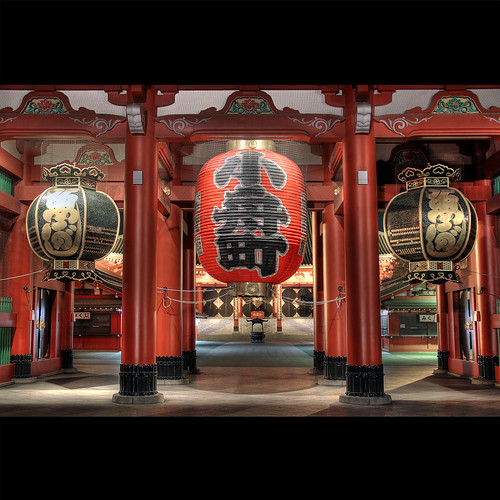 Asakusa Views 6/10 - 正門 The Gate | by counteragent