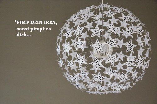 do it yourself maskros lampe ikea blogged flickr. Black Bedroom Furniture Sets. Home Design Ideas