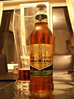 Greene King, Very Special India Pale Ale, England
