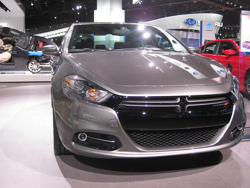 Dodge Dart at NAIAS 2012 | by Autoviva.com