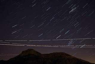 Star Trails | by Alexis Peace Hall