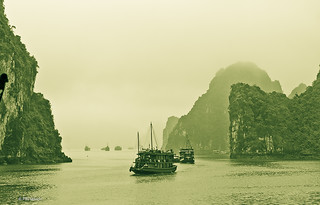 Halong Bay, Vietnam | by Phil Marion