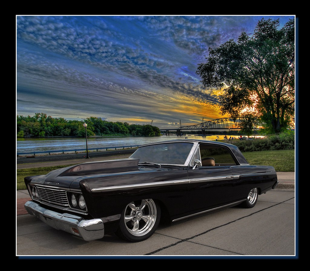 1965 ford fairlane 500 sports coupe by color blind 56