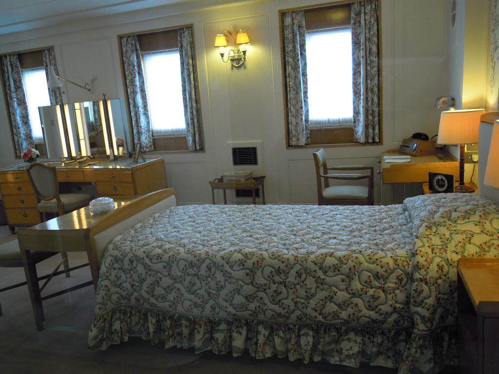... Royal Yacht Britannia (Queenu0027s Bedroom) | By Salicia