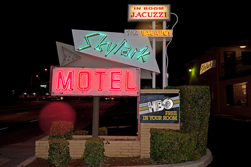 Skylark Motel - Riverside, California | by Kenneth David Geiger (aka Ken Foto)