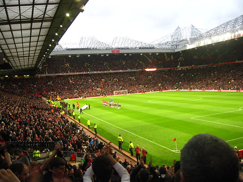 Old Trafford, Manchester United | by tomw362