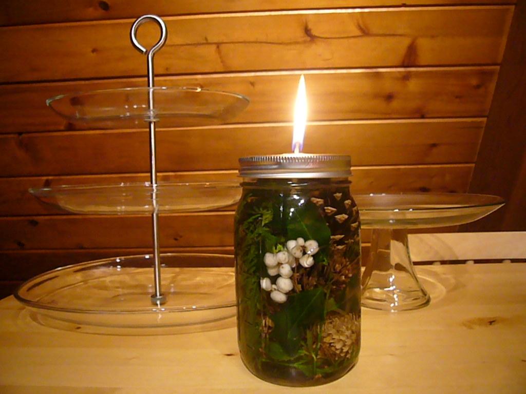 ... DIY Mason Jar Oil Lamp | By Heath U0026 The B.L.T. Boys