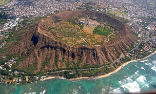 Diamond Head East Aerial View, Waikiki and Honolulu Hawaii, Summer  ≡  Eric Tessmer, Molokai, Hawaii | by Eric Tessmer, Honolulu Hawaii