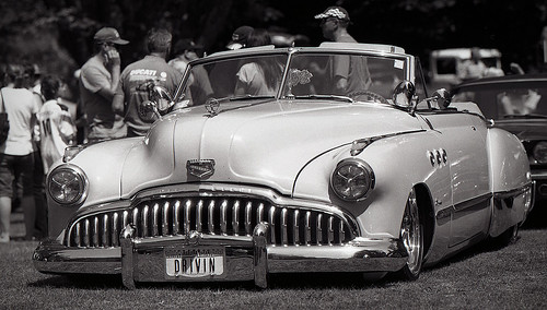 Bagged 1949 Buick Convertible | by Spooky21