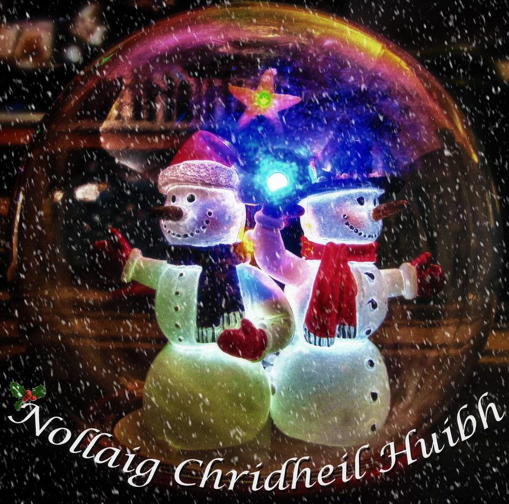 nollaig chridheil huibh merry christmas by eoghann irving - Merry Christmas In Gaelic