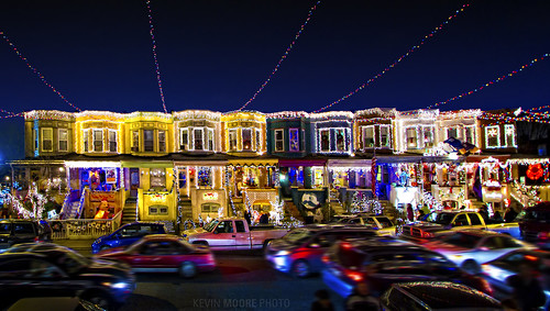 Miracle on 34th Street - Hampden Neighborhood of Baltimore | by crabsandbeer (Kevin Moore)