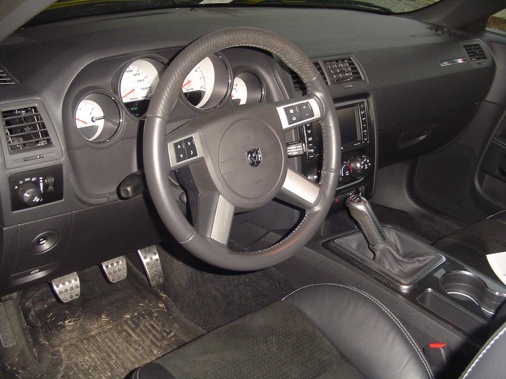 ... 2010 Dodge Challenger SRT Interior | By BranTheMan06