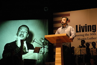 Martin Luther King III retraces his famous father's footsteps in Thiruvananthapuram and Chennai | by U.S. Embassy New Delhi