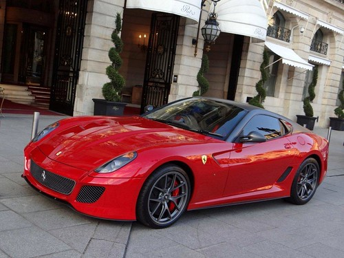 Paris Ferrari 599 GTO | by descartes.marco