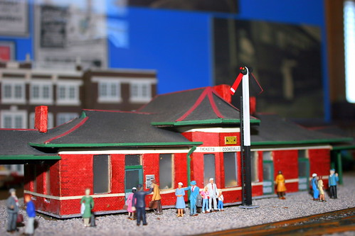 Cookeville, TN Model Depot.