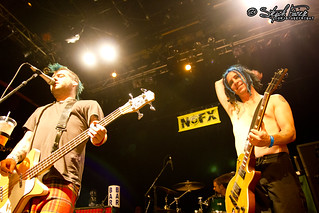 NOFX @ House Of Blues, Los Angeles, 17 January 2011 | by Steph Fiorese