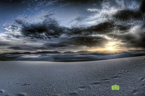 A White Sands Sunset | by Shawn O'Connell Photography