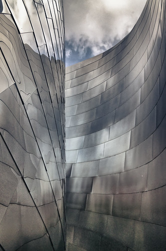 Walt Disney Hall detail | by Daniel Schwabe