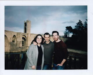 It's a polaroid! Besalú | by santisss