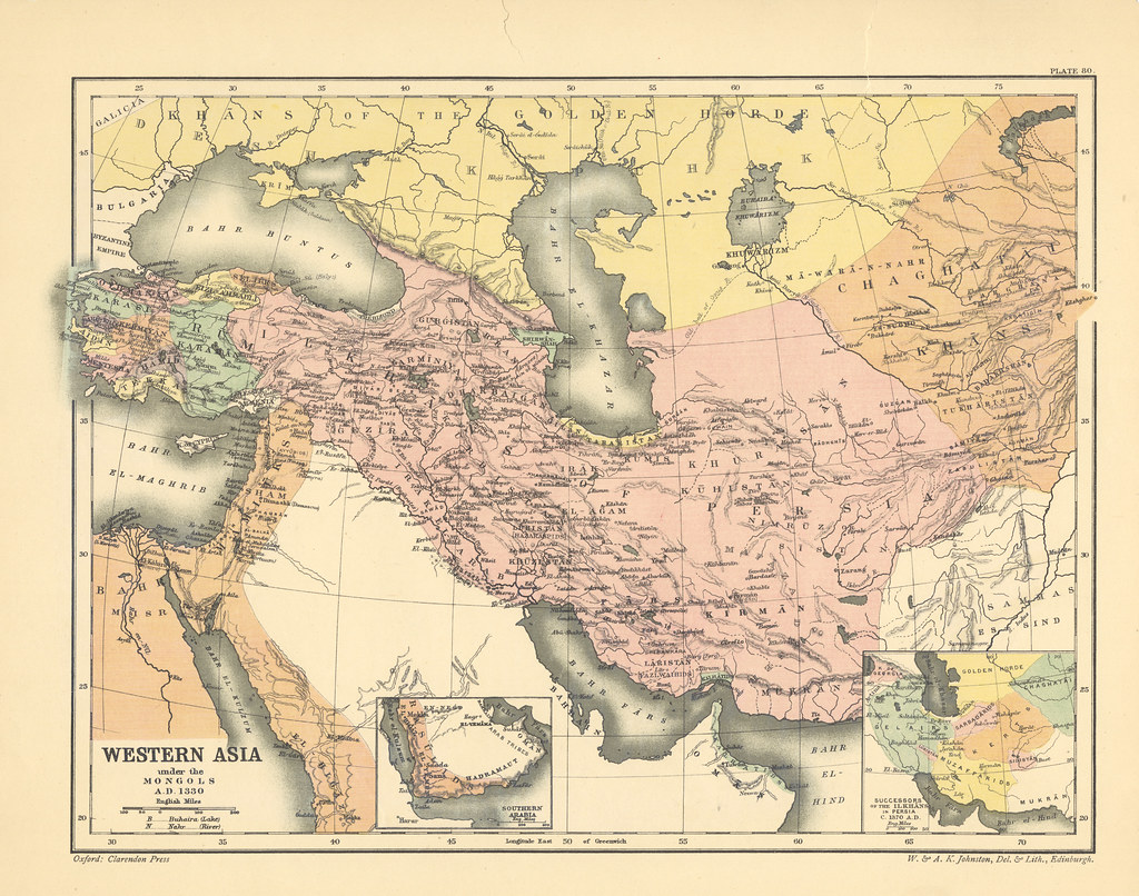 Map page of section lxxx western asia under the mongols a flickr map page of section lxxx western asia under the mongols ad 1330 from part xx of gumiabroncs Gallery