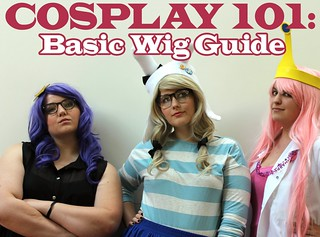 Cosplay 101: Basic Wig Guide | by xoMiaMoore