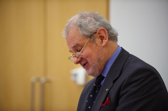Sir David Williams Lecture 2010