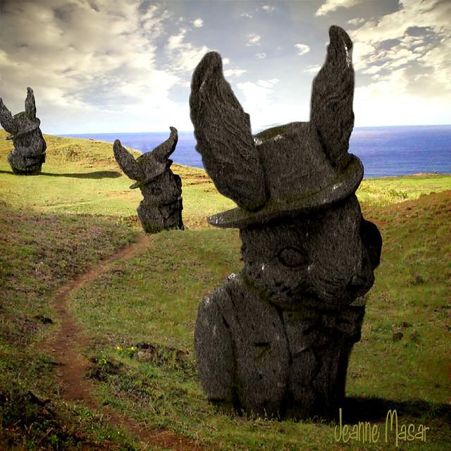 Easter Bunny Island