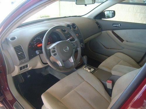2008 nissan altima interior front san antonio texas flickr. Black Bedroom Furniture Sets. Home Design Ideas