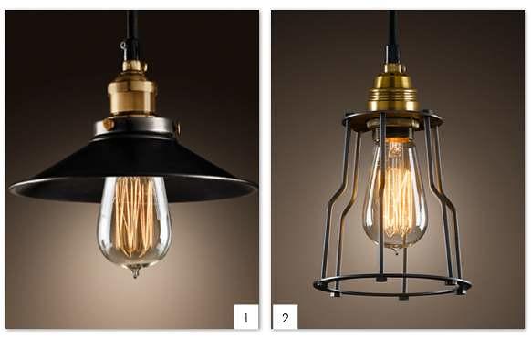 Edison Bulb Pendant Light Fixtures | by Design Wotcha! //designwotcha. & Edison Bulb Pendant Light Fixtures | Read Full Article at deu2026 | Flickr