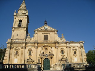Cathedral of San Giovanni Battista in Ragusa Superiore