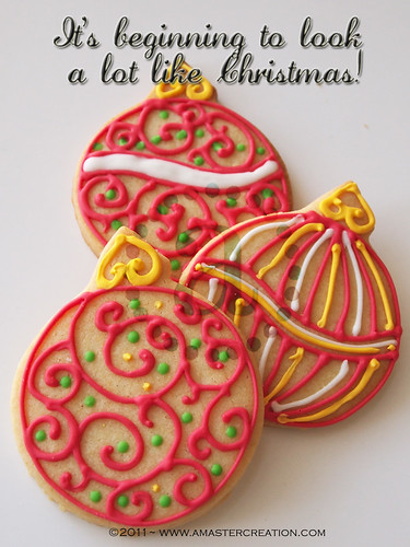 Ornaments 2011 | by AMasterCreation