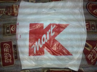 Old Kmart bag | by Parrot32X