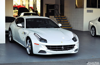Ferrari FF | by Dylan King Photography