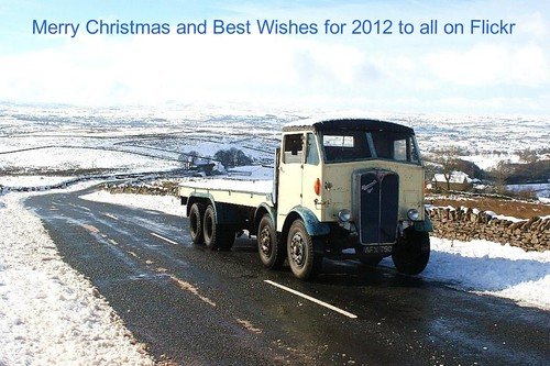 Merry Christmas and Best Wishes for 2012 to all on Flickr | by ekawrecker