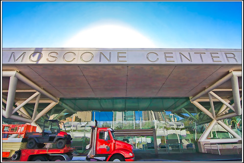 SF - Moscone Center | by SergeK 