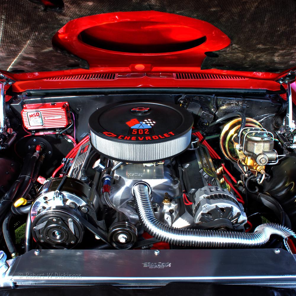 Gotta Love that 502 Chevy in HDR | Copyright Robert W  Dicki… | Flickr