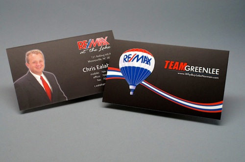 Silk Laminated Business Card With Spot Uv 16pt Silk Lamina Flickr