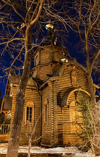 Wooden Church | by Pavel K